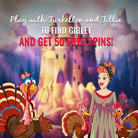 Slots Capital Thanksgiving Turkeys
