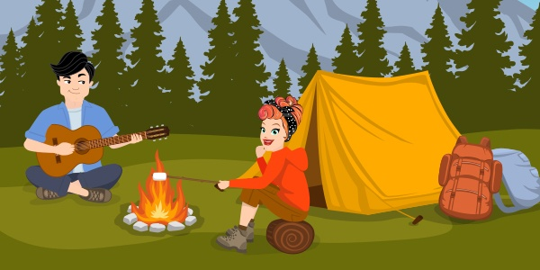 Camping Month